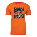 Officially licensed Run Phil Run shirt
