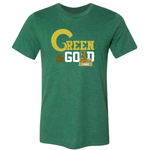 CSU Rams Green & Gold T-shirt - DNVR Sports