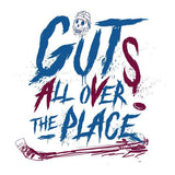 GUTS ALL OVER shirt - DNVR Sports