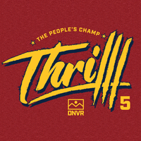 Thrill the lll shirt - DNVR Sports