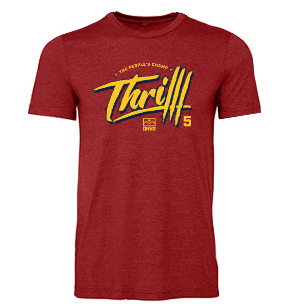 Thrill the lll shirt - DNVR Locker