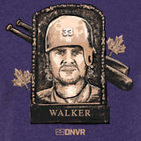 Larry Walker Hall of Fame T-shirt - DNVR Sports