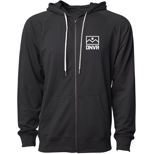 DNVR Zip-up Hoodie - DNVR Locker