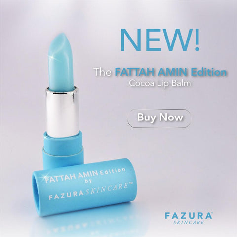 Fattah Amin Cocoa Lip Balm *Limited Edition*