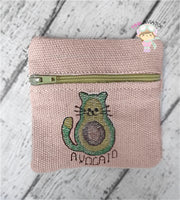 4x4 Avocato Pun Bag