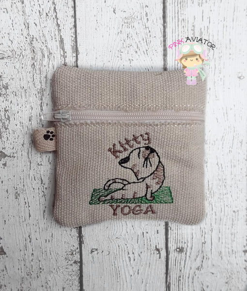 4x4 Kitty Yoga Bag