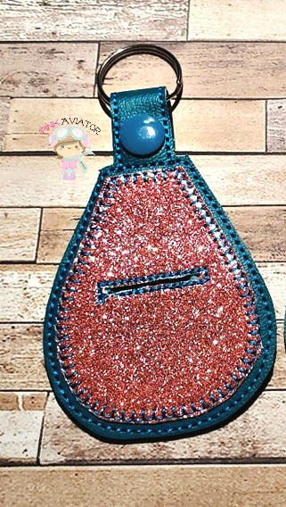 Applique Coin Keeper Snaptab and Eyelet