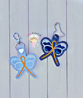Awareness Butterfly Ribbon