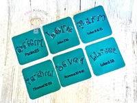 Blessing Coaster 1 Set