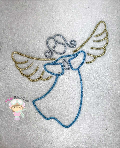 Blue Angel Design #5 Design