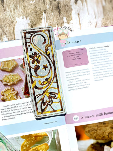Butterfly Lace Bookmark 3