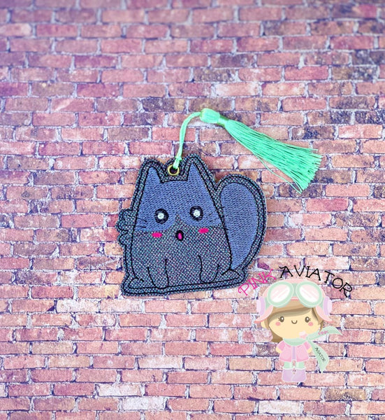 Cat Illustrations Bookmark 2