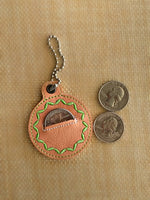 Decorative Circle 2 Coin Keeper