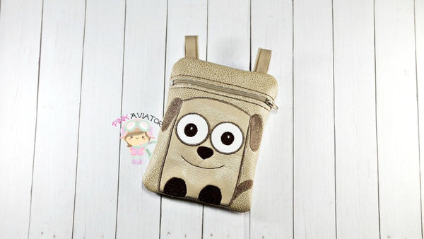 Dog Zipper Bag