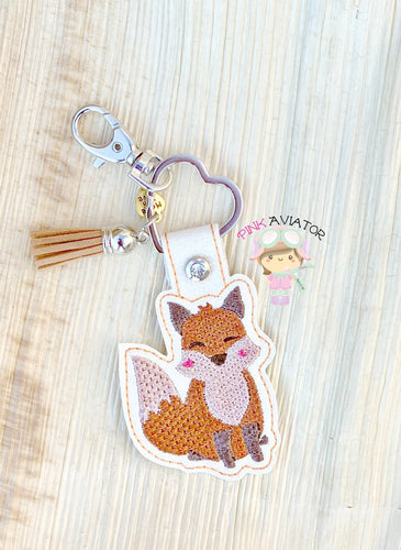 Fox Snaptab and Eyelet
