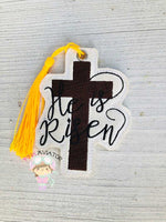 He Is Risen Bookmark
