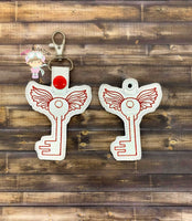 Key with Wings