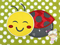 Lady Bug Applique