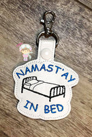 NamaStay In Bed Snaptab and Eyelet