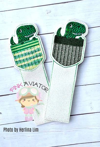 Pocket Dinosaur Bookmark
