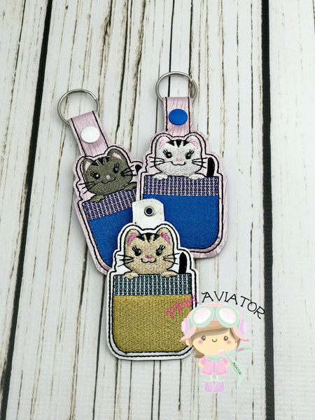 Pocket Kitty Snaptab and Eyelet