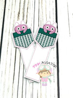 Pocket Monster Bookmark