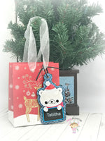 Polar Bear Gift Tag
