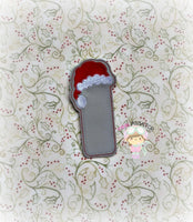 Santa Hat Bookmark