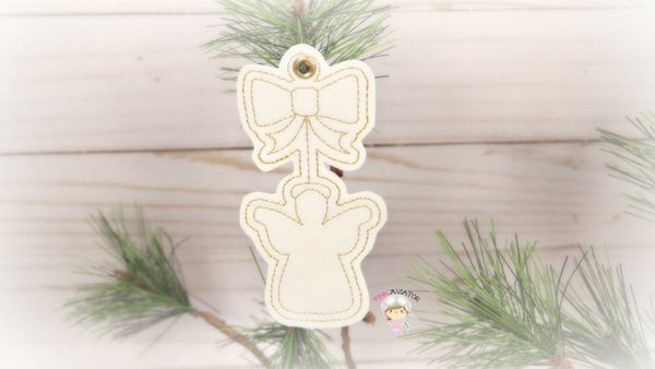 Simplicity Angel Ornament