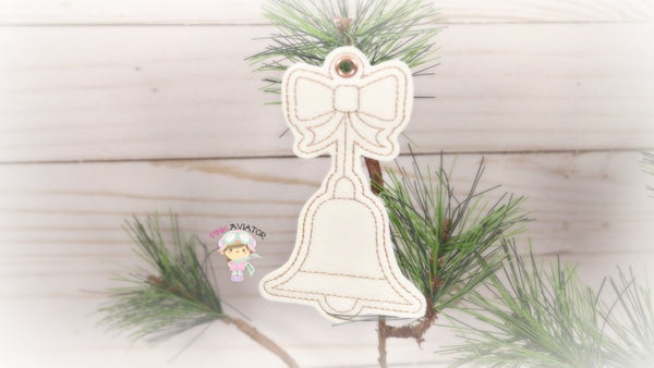 Simplicity Bell Ornament