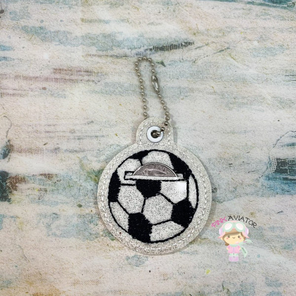 Soccer Coin Keeper