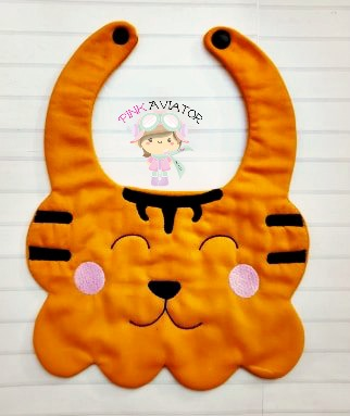 Tiger Bib 2 Sizes!!!