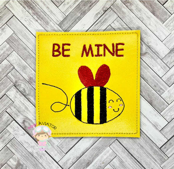 Valentine Be Mine Coaster