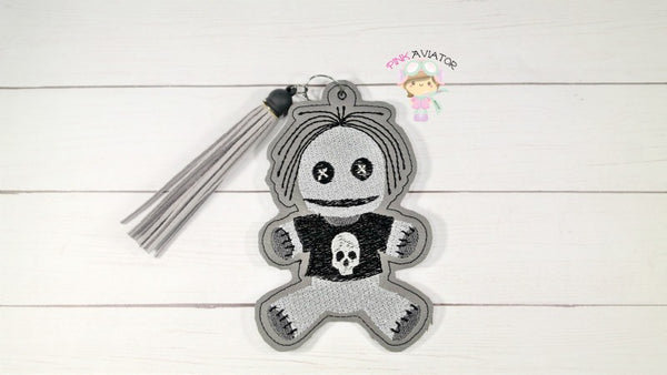 Voodoo Doll Bookmark