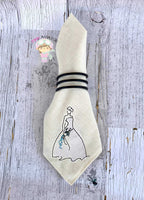Wedding Lady Design TWO- 2 Sizes!!
