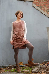 Syd Dress Clay