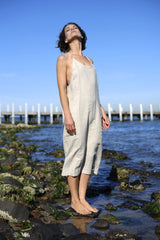 Figi Sundress - Natural