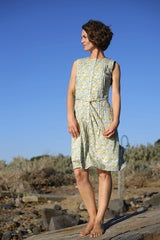 Tu Dress - Botonical Liberty Print