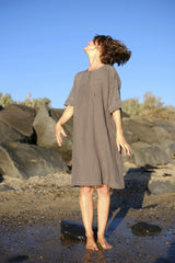 Jai Dress - Khaki