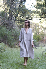Dhasha dress - natural