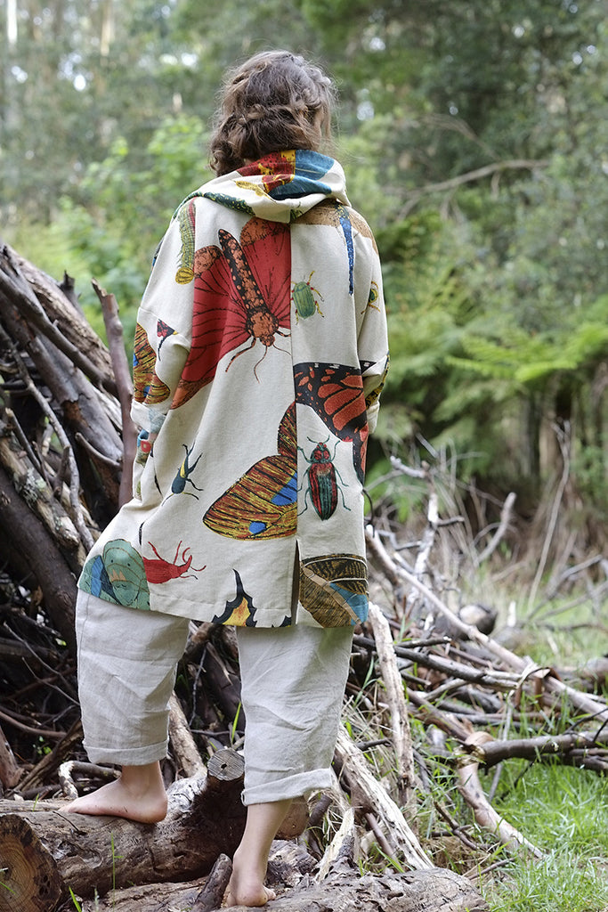 Gallegos Butterfly jacket