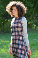 Goldie Japanese Angora Wool Dress