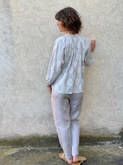 Marianne Blouse Silver