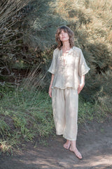 Marianne blouse / Gold