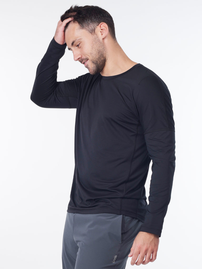 Long Sleeve Slim Fit Tee
