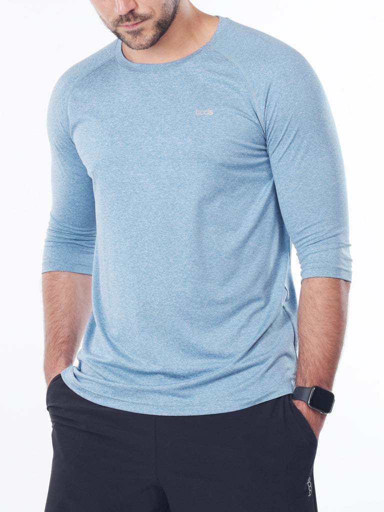 Trendy 3/4 Sleeve Tee