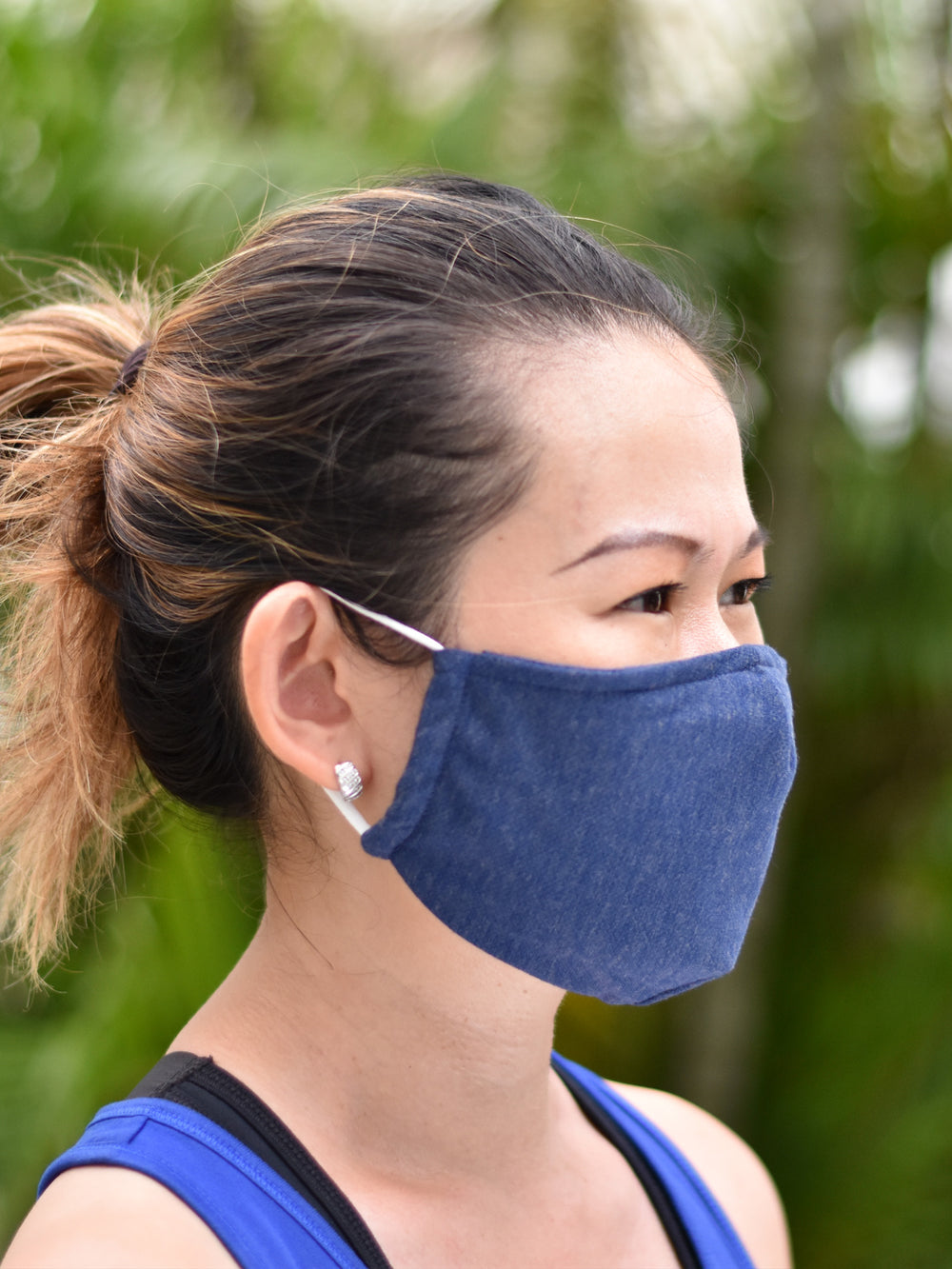 Reusable Face Mask (with inserts for filter) - A pack of 2 pcs