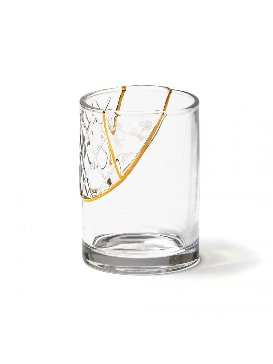 Kintsugi Glass Tableware thinkpositivefashioncafe.com