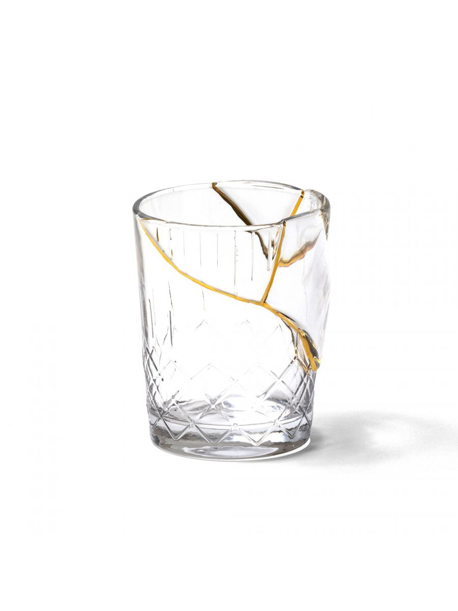 Kintsugi Glass