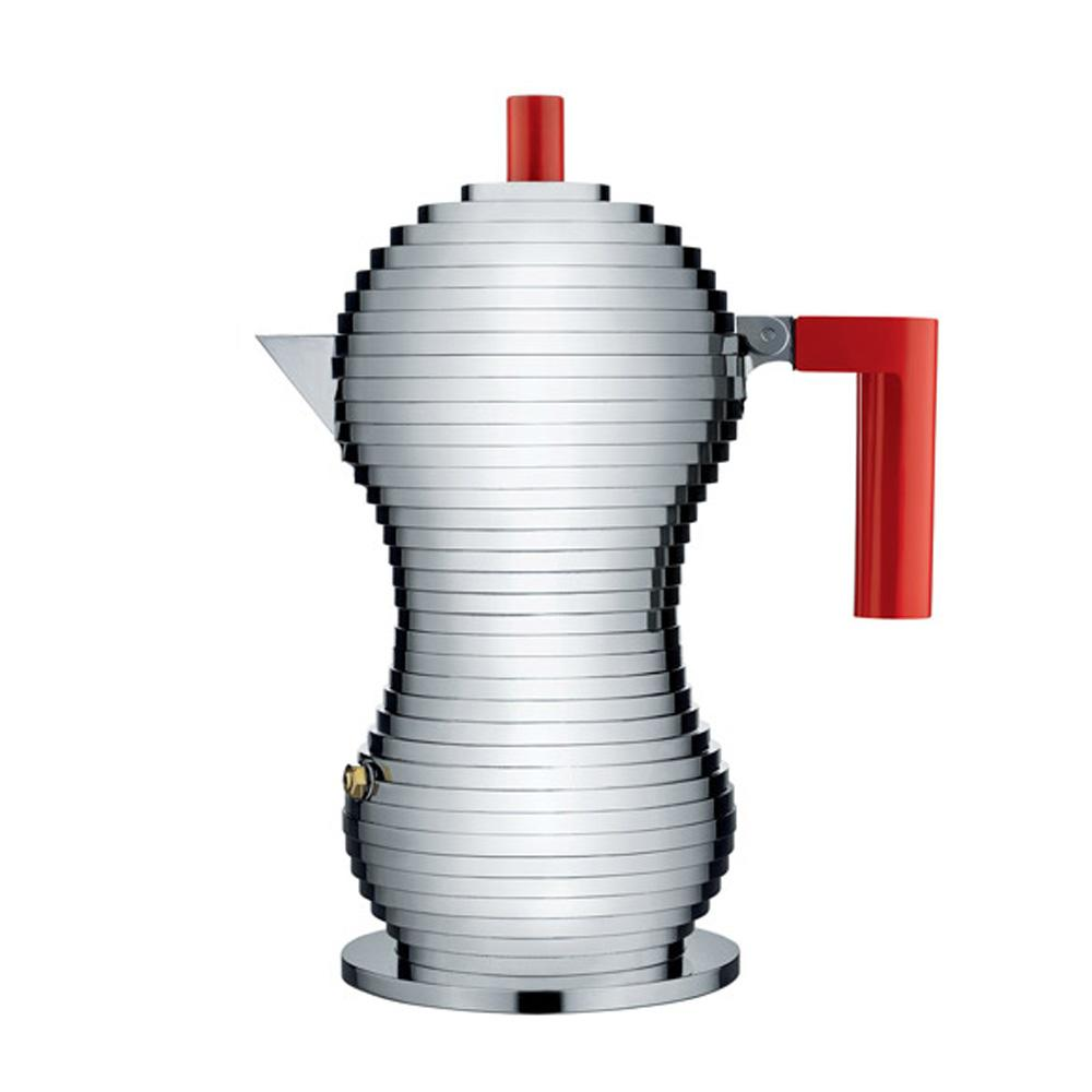 ALESSI COFFEE MAKER PULCINA/6 cups